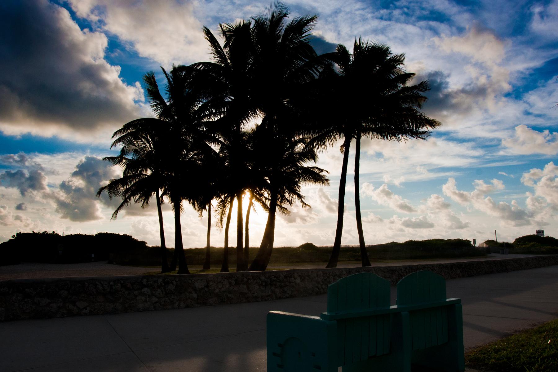 Lumus Park South Beach Florida