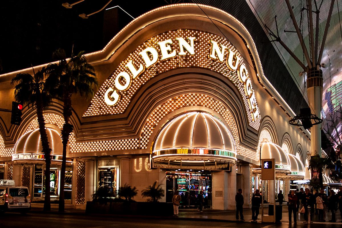 Las Vegas Golden Nugget