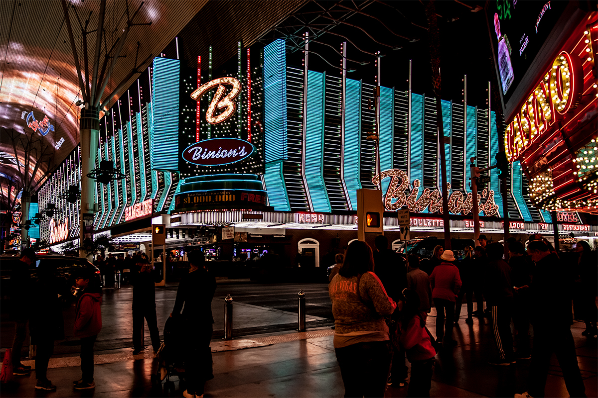 Las Vegas Binions