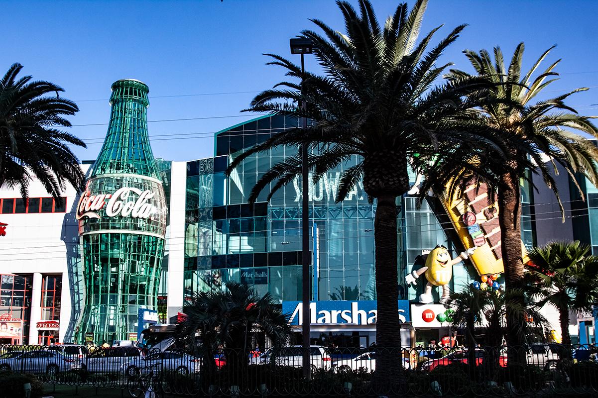 Las Vegas Coca Cola
